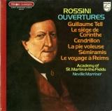 FR  PHIL  9500 349 ネヴィル・マリナー ロッシーニ・序曲集