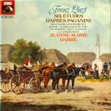 FR  VSM  C065-14037 ジャンヌ=マリー・ダルレ リスト・ピアノソナタ