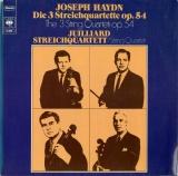 US  CBS  61 549 ジュリアードSQ ハイドン・弦楽四重奏曲