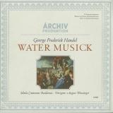DE  ARC APM14 365 アウグスト・ヴェンツィンガー ヘンデル・水上の音楽