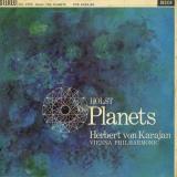 GB DEC SXL2305 ヘルベルト・フォン・カラヤン ホルスト・惑星