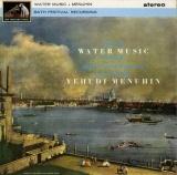 GB EMI ASD577 ユーディ・メニューイン ヘンデル・水上の音楽