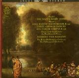 US ANGEL 35948 ヘルベルト・フォン・カラヤン ヘンデル・水上の音楽、モーツァルト・「アイネ・クライネ・ナハトムジーク」、「アヴェ・ヴェルム・コルプス」
