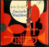FR IGE 1955 BILLO FROMETA ベネズエラ コンサート