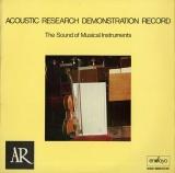 GB  AR  AR-1 ジョアン・ギンジョアン The Sound of Musical Instruments