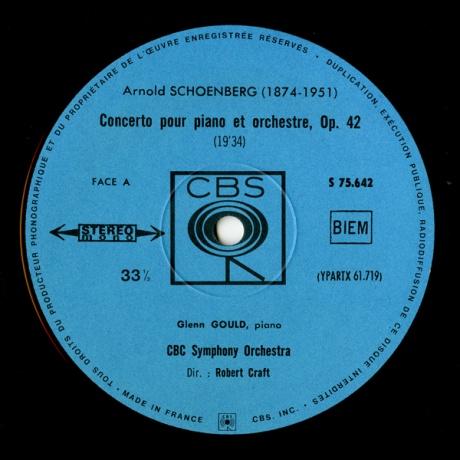 FR CBS S75642 ベイカー&グール...