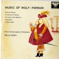 GB  DEC  SXL2177 �l�����E�T���e�B MUSIC OF WOLF-FERRARI