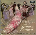 GB DEC SXL6242-4 ���B���[�E�{�X�R�t�X�L�[ INVITAION TO A STRAUSS FESTIVAL
