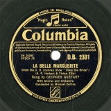 【SP盤】GB COL D.B.2301 GEORGES GUETARY 「Bless the Bride」LA BELLE MARGUERITE/TABLE FOR TWO