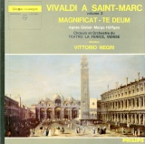 FR  PHIL  L02.432L ヴィットリオ・ネグリ VIVALDI A SAINT-MARC Vol.2