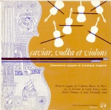 FR  CHS  MMS-2160 ジュラ・コカー caviar, vodka and violins