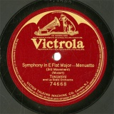【SP盤】US HMV 74668 Toscanini Symphony(3rd Movement-Part3)