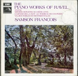 GB  EMI  CSD3671-3673 サンソン・フランソワ  THE PIANO WORKS OF RAVEL