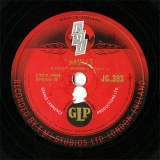 【SP盤】GB EMI JG.393 GERALD LAWRENCE 「HAMLET」 GHOST SCENES-PART1./PART3