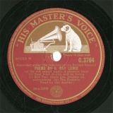 【SP盤】GB HMV C.3764 C.DAY LEWIS POEMS BY C.DAY LEWIS Passages from the Georgics他