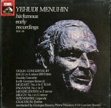 GB EMI RLS718 ユーディ・メニューイン Yehudi Menuhin his famous early recordings 1931-38