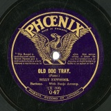 【SP盤】GB  PHOENIX 0 47 BILLY NEWSOME OLD DOG TRAY
