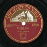 【SP盤】GB  HMV B.3280 Peter Dawson Newton THE DRUM MAJOR/German GLORIOUS DEVON