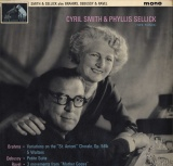 GB  EMI  CLP1780 Cyril Smith & Phyllis Sellick  ピアノ連弾名曲選