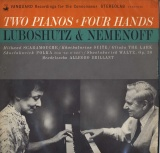 US  VAN  VSD2128 PIERRE LUBOSHUTZ&GENIA NEMENOFF  TWO PIANOS-FOUR HANDS