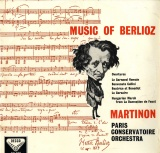 GB  DEC  SXL2134 マルティノン  MUSIC OF BERLIOZ
