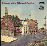 GB DEC  5BB119-20 ベンジャミン・ブリテン 25 years at the Aldeburgh Festival