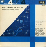 GB DEC  PFS34005 ウェルナー・ミューラー PERCUSSION IN THE SKY