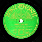 【SP盤】GB ZON 6044 JACK HYLTON Rasbach TREES -FOX-TROT/Wehle THE MATCH PARADE