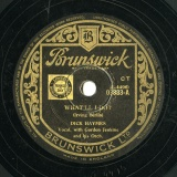 【SP盤】GB BRUNSWICK 03883 DICK HAYMES Irving Berlin WHAT LL I DO?/Donaldson LITTLE WHITE LIES