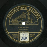 【SP盤】GB ZONOPHONE 2189 GEORGE FORMBY KENDALL & FORMBY FOLLOW ME / GEO.FORMBY GETTING MORE ENLIGNTENED