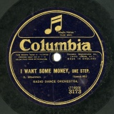 【SP盤】GB COL 3173 WILLIAMS&SILBERMAN CARAVAN, FOX TROT / I WANT SOME MONEY, ONE STEP.