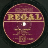 【SP盤】GB REGAL G8901 EDDIE MORRIS EVERYBODY S OHARLESTON CRAZY NOW | TEA-TIME TOMORROW