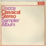 GB  DEC  SXL6177 VARIOUS  DECCA STEREO SAMPLER ALBUM