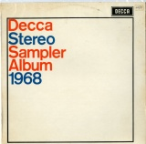 GB  DEC  SXL6362 VARIOUS  DECCA STEREO SAMPLER ALBUM 1968