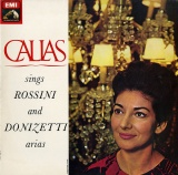 GB EMI ASD3984 マリア・カラス Callas sings Rossini and Donizetti arias