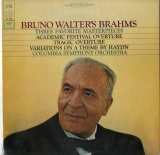 US COL MS6868 bruno walter s brahms(PROMOTION COPY NOT FOR SALE盤)