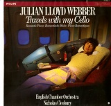 NL PHIL 412 231-1 julian lloyd webber travels woth my cello