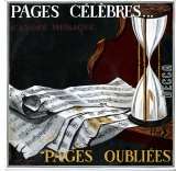 FR DEC FMT163645 メサジェ PAGES CELEBRES… PAGES OUBLIEES…