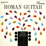 US CR RS816 SD トニー・モトーラ ROMAN GUITAR