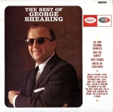 GB CAPITOL ST2104 ジョージ・シアリング THE BEST OF GEORGE SHEARING