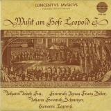 AT AMADEO AVRS6305 CONCENTVS MVSICVS MUSIK AM HOFE LEOPOLD�T