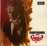 GB  DEC  SKL4950 マントヴァーニ MANTOVANI plays GYPSY !