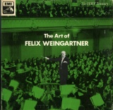 GB  EMI  RLS717 ワインガルトナー THE ART OF FELIX WEINGARTNER