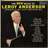 GB  Bruns  STA8524 ルロイ・アンダーソン THE NEW MUSIC OF LEROY ANDERSON