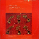 US  MER  SR90385 ウォルター・ホーリー CONCERTOS FOR TRUMPETS