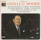 GB  EMI  SAN255 ムーア A tribute to GERALD MOORE