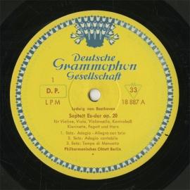 DE  DGG  LPM18 887 ベルリン·フィルハー…