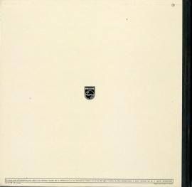 FR  PHIL  6500 660 ベイカー 歌曲集