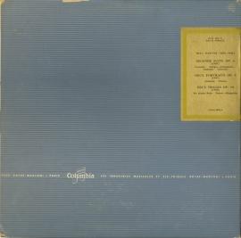 FR  COL  FCX552 ブリュック バルトーク・管弦楽組曲第…