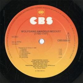 NL  CBS  CBS60020 ワルター モーツァルト・レクイエム